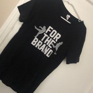 Pat Mcafee barstool for the brand t shirt